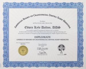 E. Kyle Dalton, Dr. Dalton, TMJ, Dental Surgery, Kyle Dalton, Little Rock, Central Dental, DDS, DABCP, DABCDSM, FAACP, LVIF,
